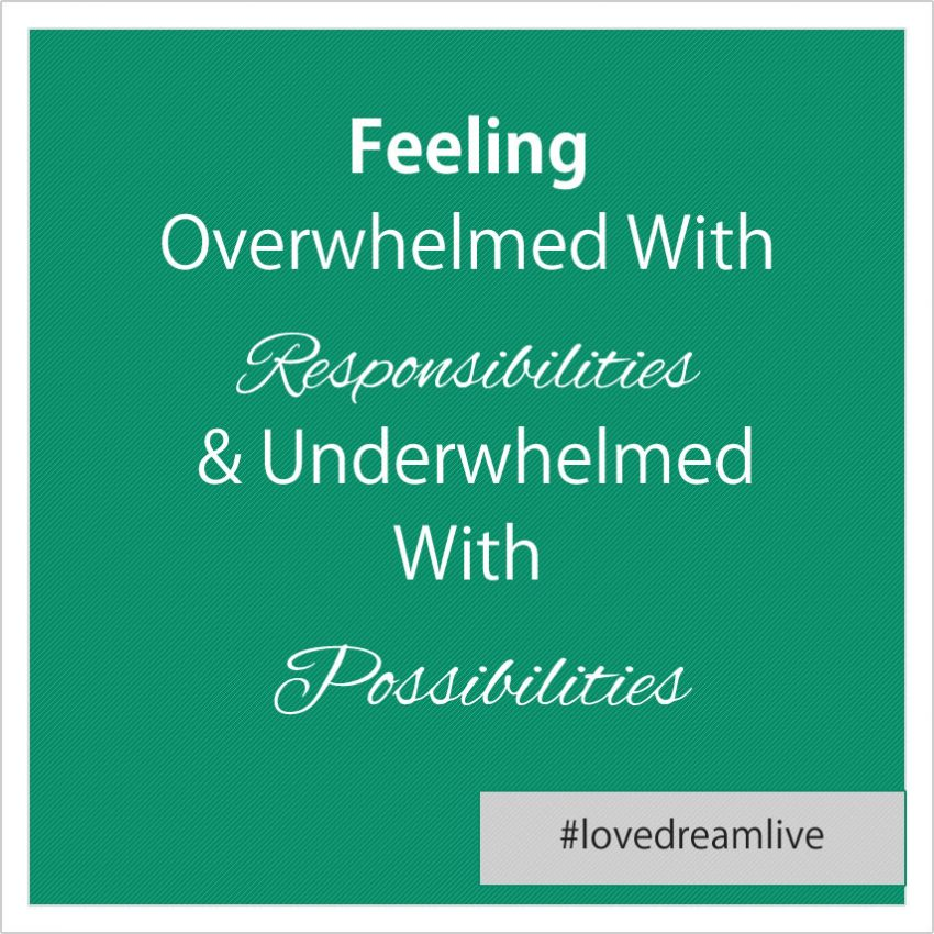 Overwhelm-Responsibilities