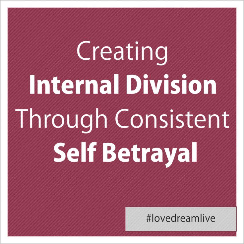 ldldivisionselfbetrayal